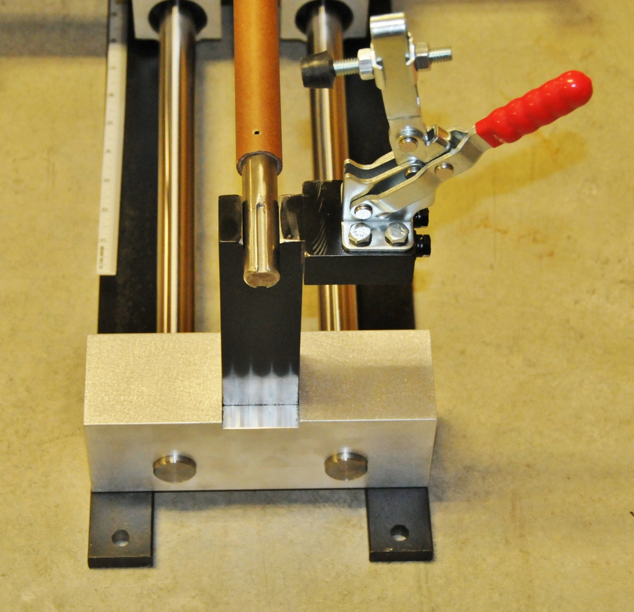 Image of the General Roll Leaf HDFC-1000 foil cutter