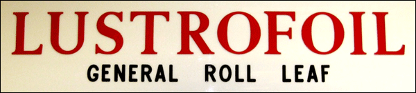 General Roll Leaf logo of 1950