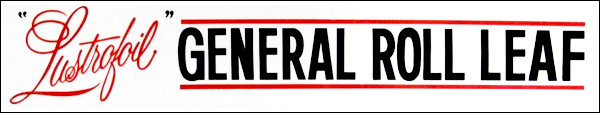 General Roll Leaf logo of 1974