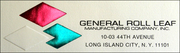 General Roll Leaf logo of 1986