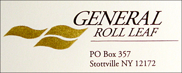 General Roll Leaf logo of 2008